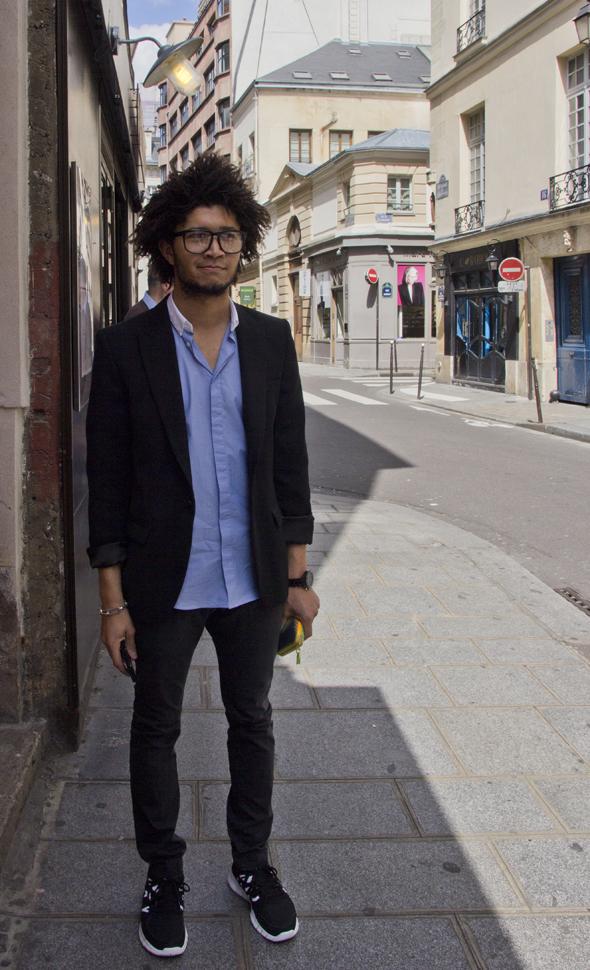 Rue Ste Croix de la Bretonnerie, Paris - Modasic