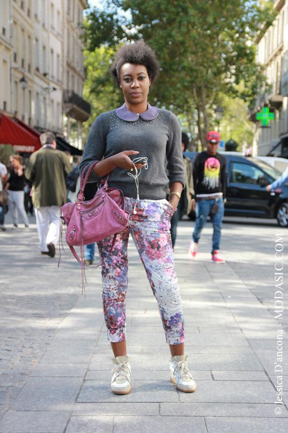 Rue Aubry le Boucher, Paris - Modasic