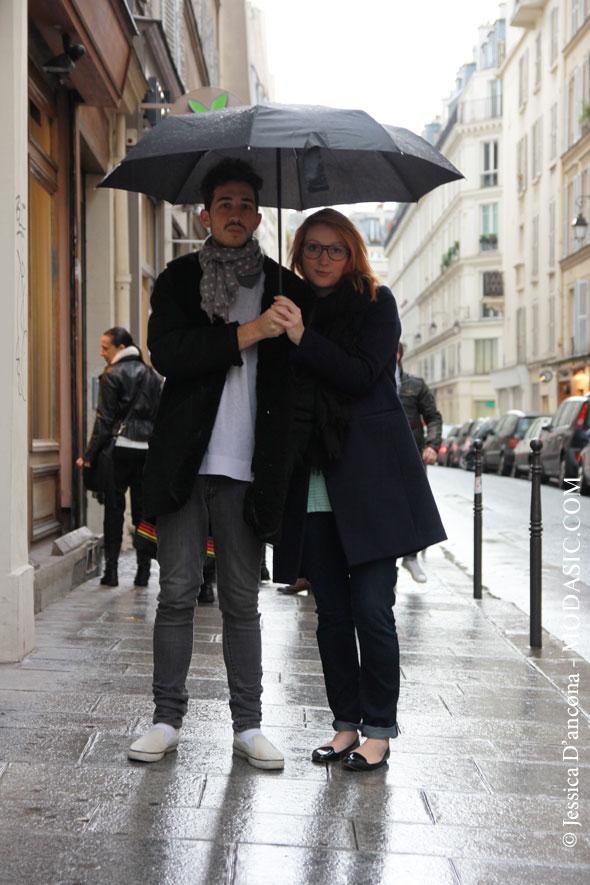 Rue Roi de Sicile, Paris - Modasic