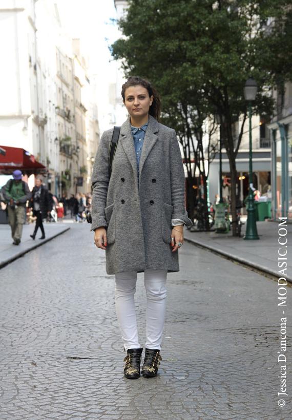 Rue Tiquetonne, Paris - Modasic