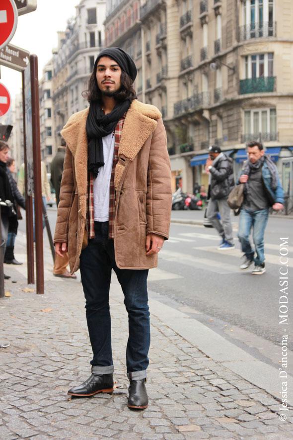 Rue Saint Merri, Paris - Modasic