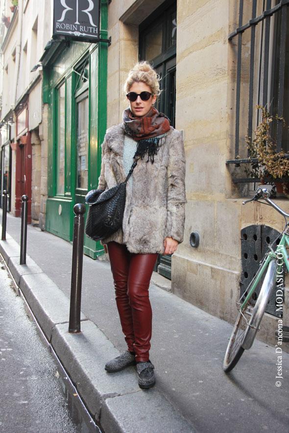 Rue des Ecouffes, Paris - Modasic