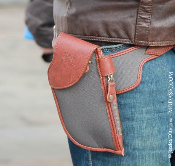 Holster Belt, la sacoche de l'homme moderne