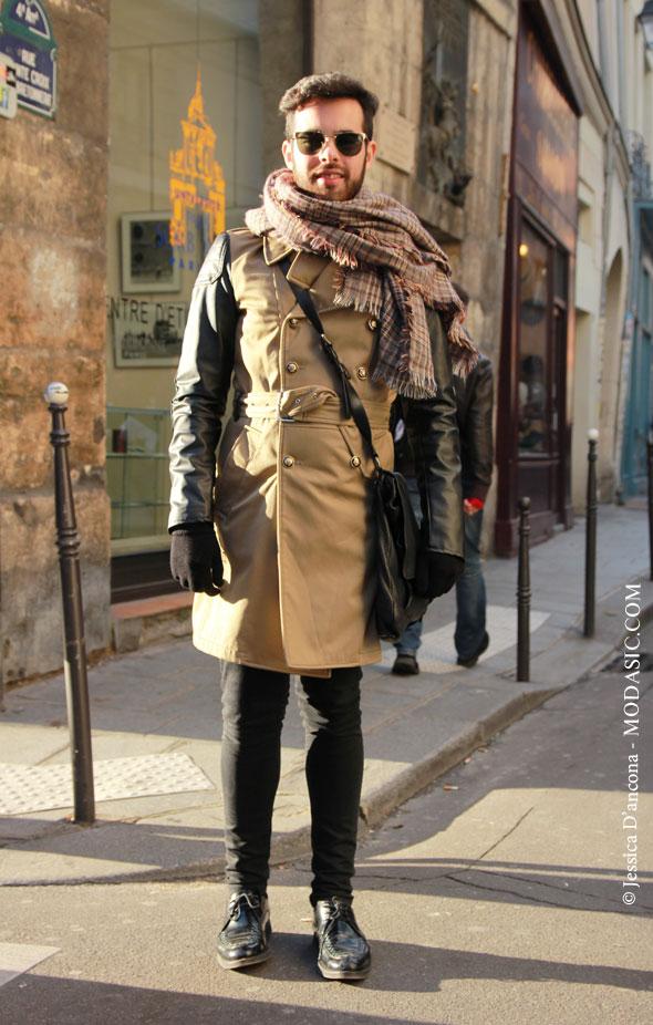 Rue Sainte Croix de la Bretonnerie, Paris - Modasic