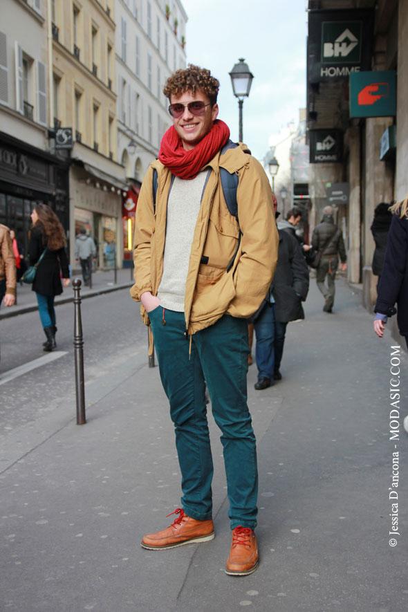 Rue du Temple, Paris - Modasic