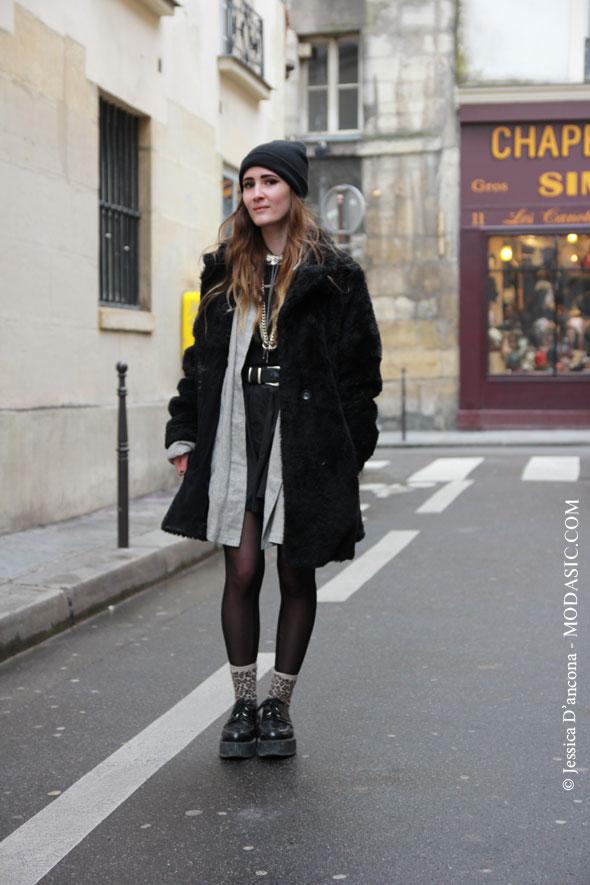 Rue Aubriot, Paris - Modasic