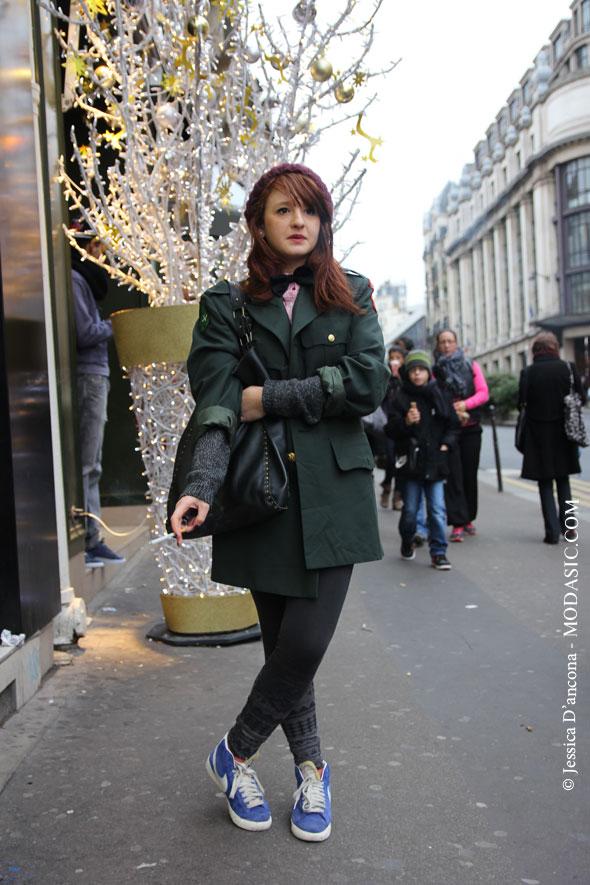 Rue du Renard, Paris - Modasic