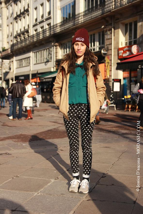 hipstery girl rue berger paris modasic. Black Bedroom Furniture Sets. Home Design Ideas