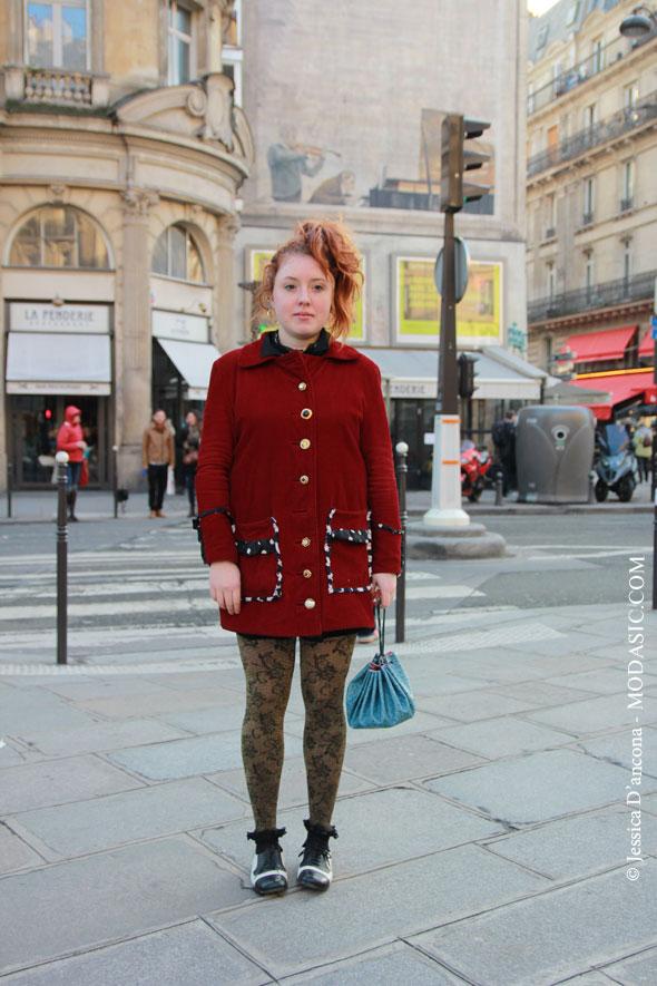 Rue Etienne Marcel, Paris - Modasic