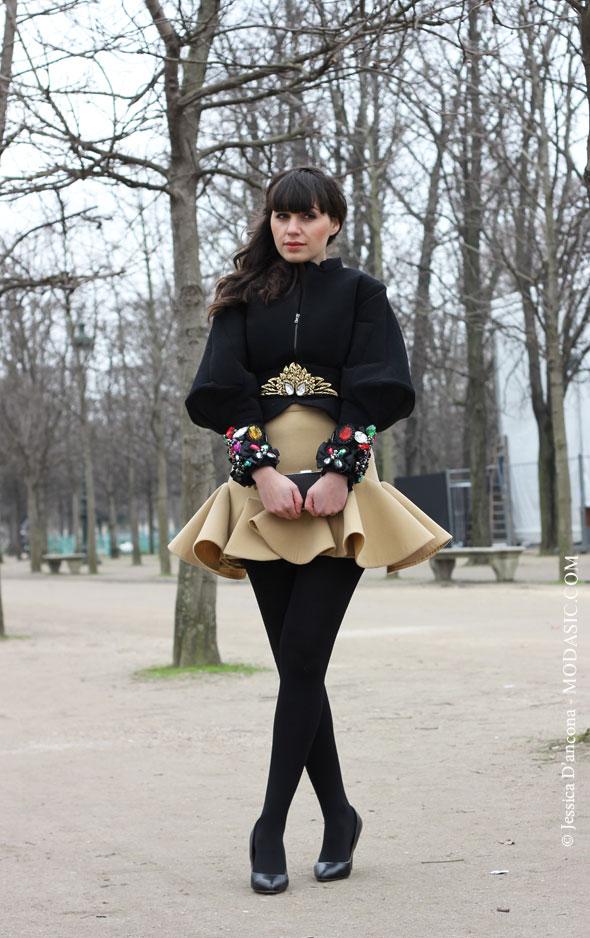 Jardin de Tuileries, Paris - Modasic