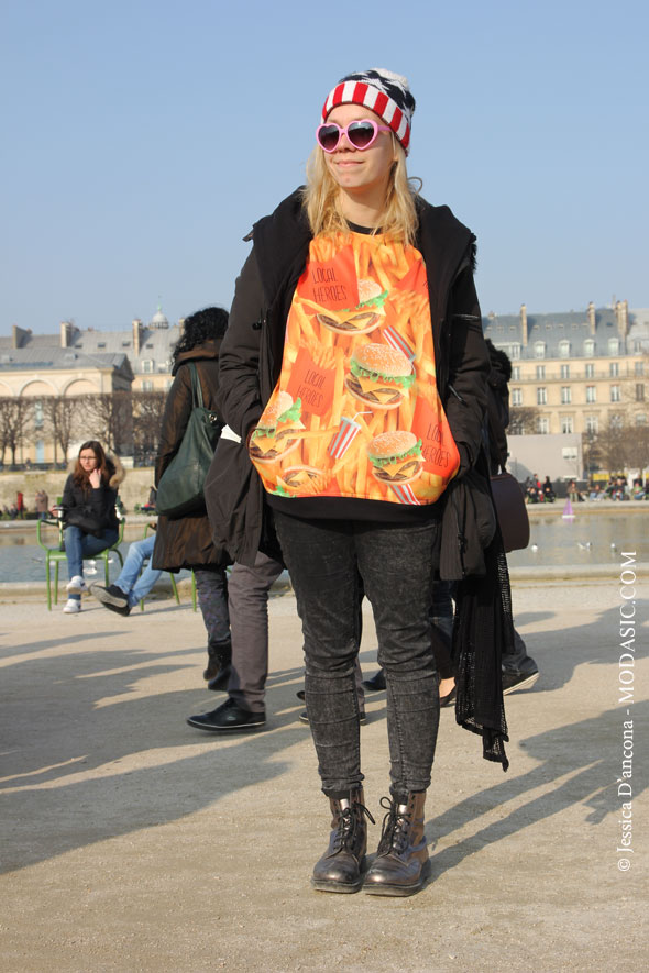 Jardin des Tuileries, Paris - Modasic