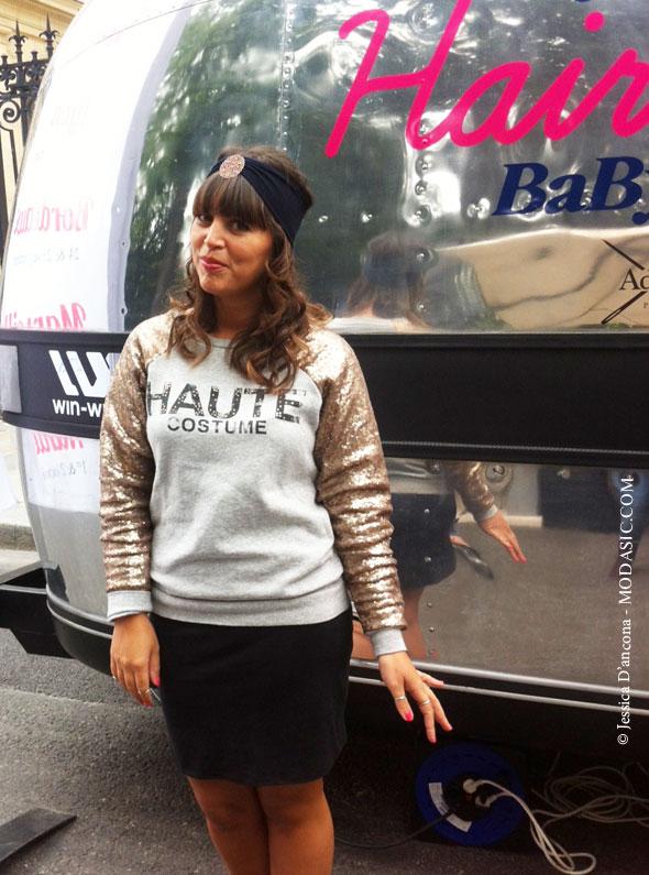 Hair bar Adéli Paris x BaByliss - Modasic
