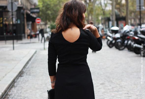 La petite robe noire - Modasic