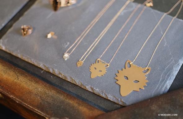 Les bijoux Ginette NY - Modasic
