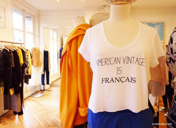 American Vintage Printemps-Eté 2014 - Modasic