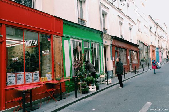 Rue Sainte Marthe - Modasic
