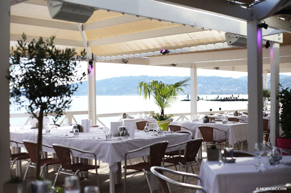 Garden beach, juan les pins - Modasic