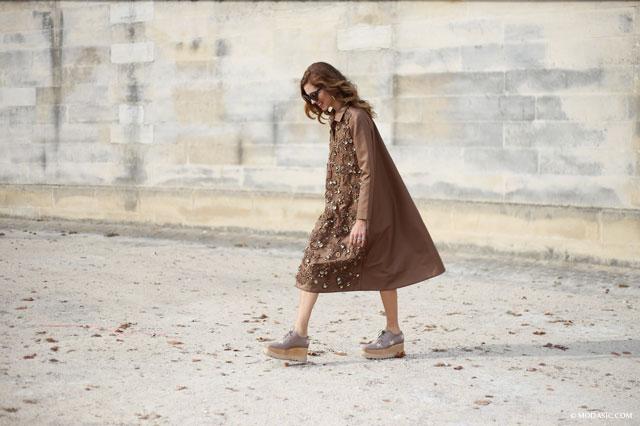 Chiara Ferragni, Paris - Modasic