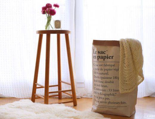 CONCOURS Le sac en papier - Modasic