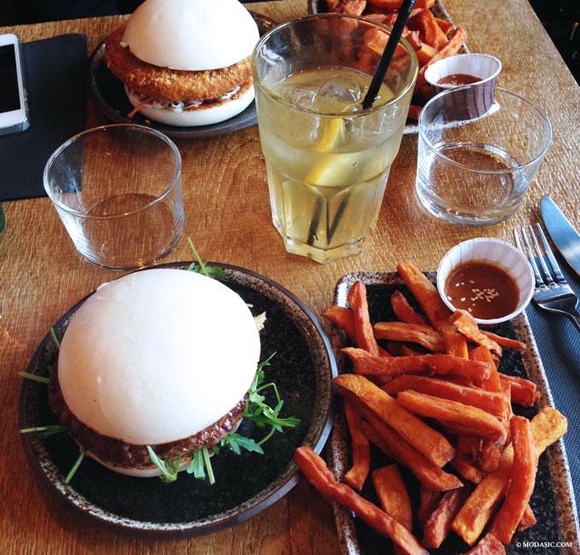 Bao burger, Siseng - Modasic