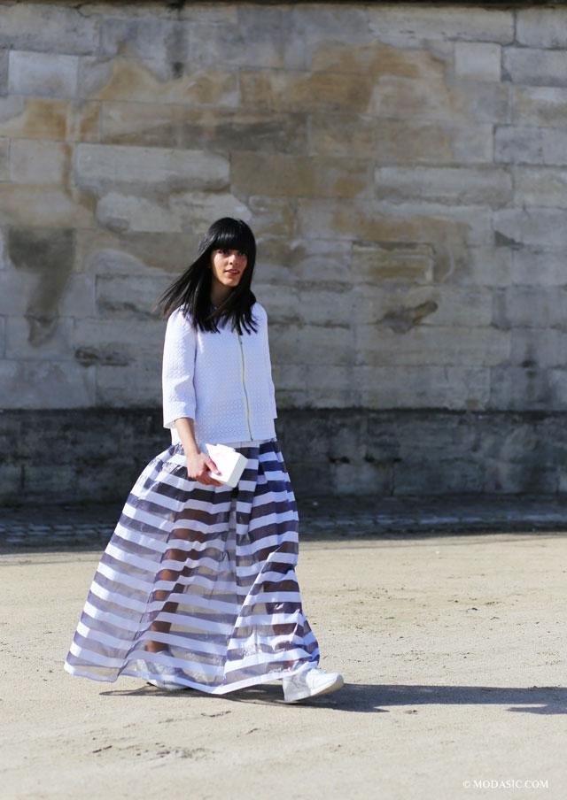 Laura Comolli, Paris - Modasic