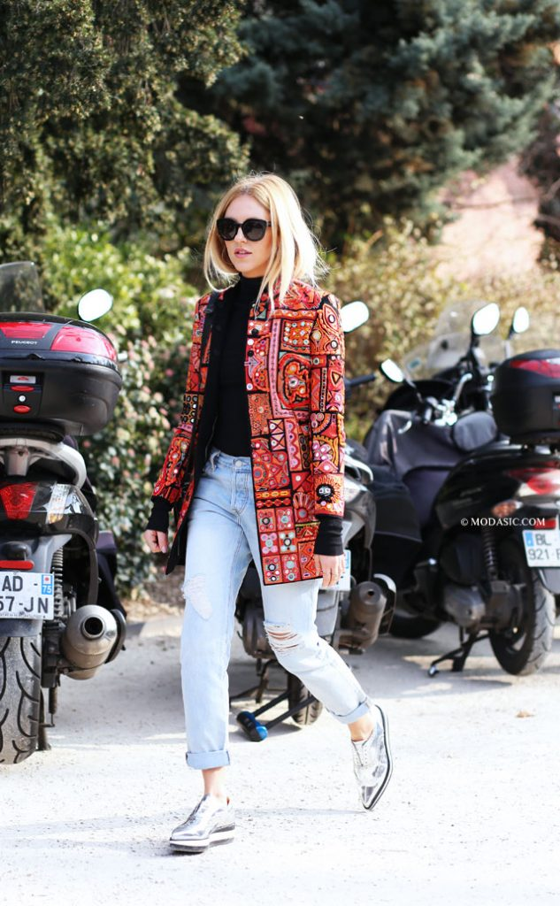 Gypsy jacket