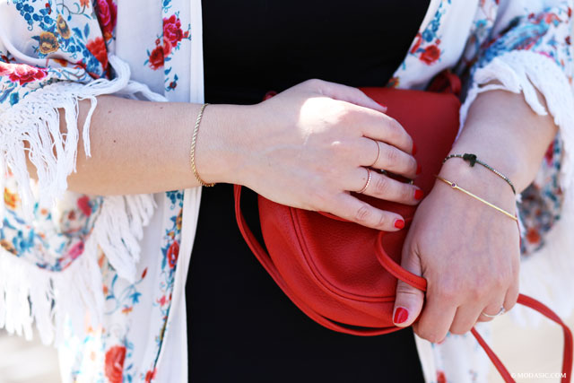 Wear it like me : Flowers - Modasic