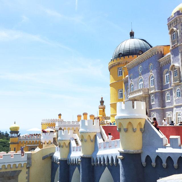 Sintra, Lisbonne - Modasic