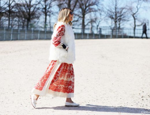 Pernille Teisbaek, Paris - Modasic