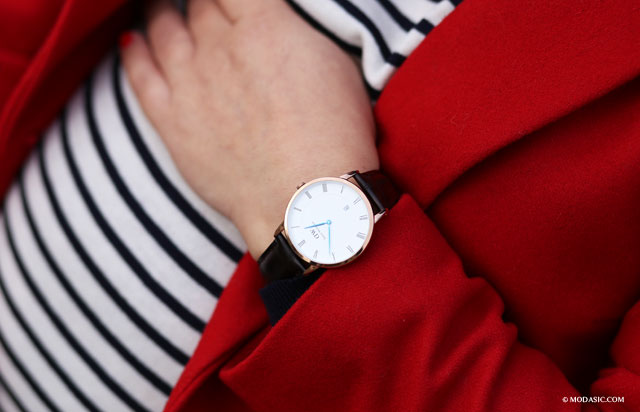 Montre Daniel Wellington - Modasic