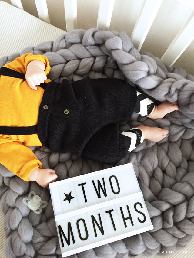 babylook - Two months - Modasic
