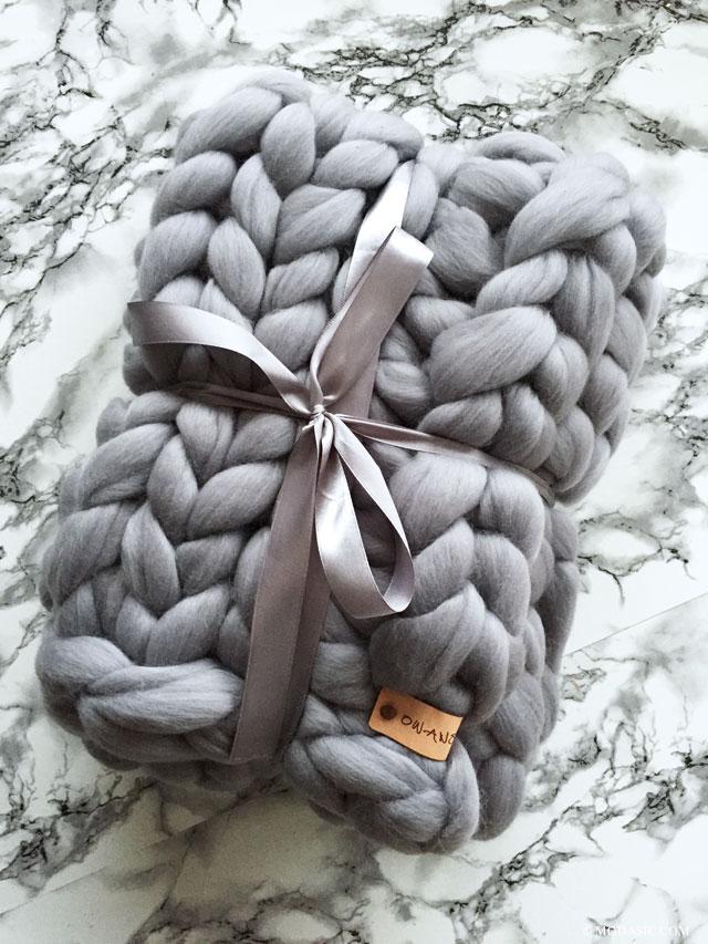 Chunky knit - Modasic