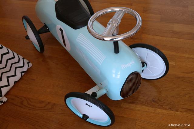voiture porteur magni enfant - Modasic