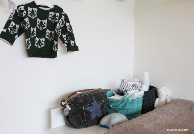 chambre bébé garcon - Modasic
