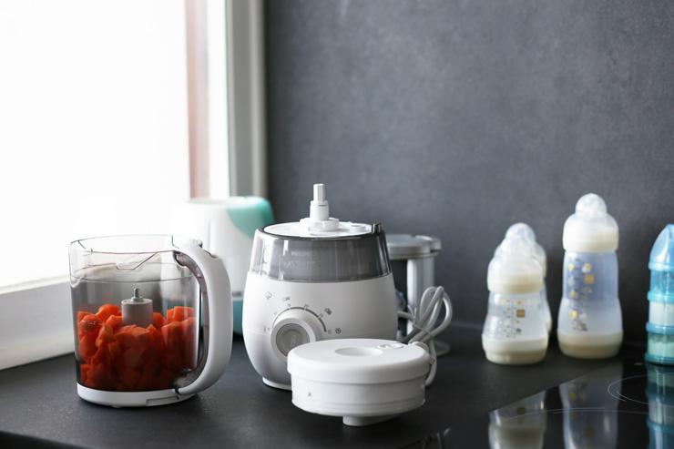Philips - Robot cuiseur/mixeur 4 en 1 pour bébé - Modasic