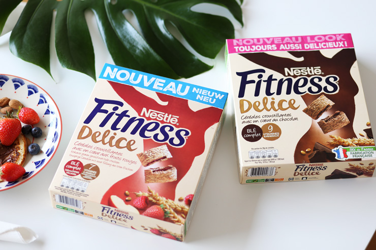 Nestlé Fitness Délice - Modasic