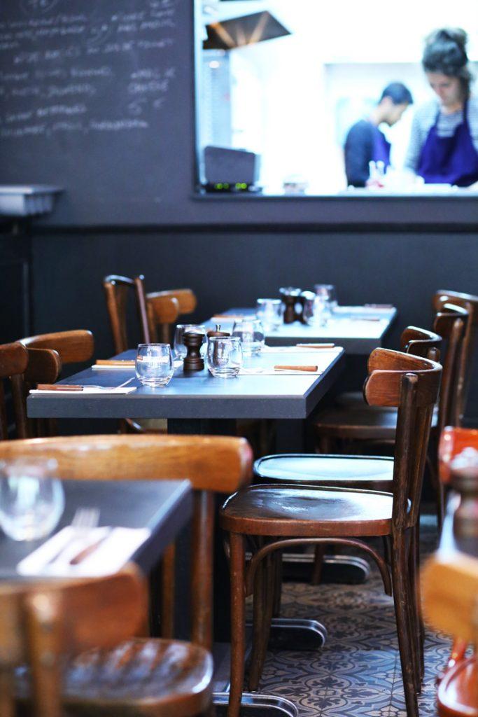 Gallina - Bar restaurant/ rôtisserie, Paris - Modasic