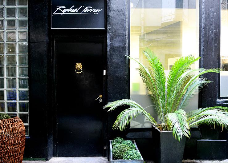 Raphael-Perrier-salon- Paris, Modasic