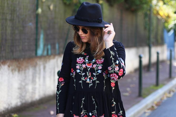 Cuissardes et robes à fleurs, Paris - Modasic