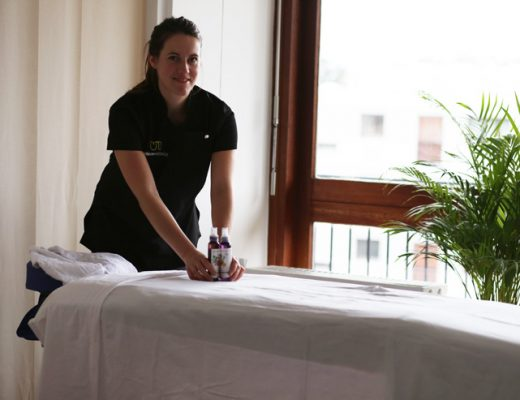 Urban Massage application - Modasic