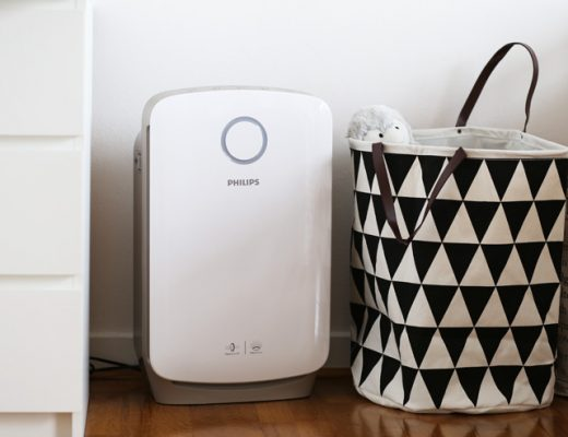 Purificateur et humidificateur d'air 2 en 1 - Modasic